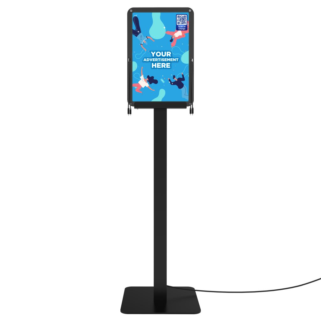 Charging Station with ONE APP